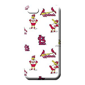iphone 5 5s Nice Specially Durable phone Cases phone carrying cases st. louis cardinals mlb baseball