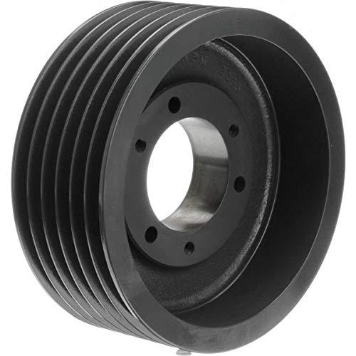 6 Groove Browning 65V1130E Q-D Sheave Uses E Bushing Cast Iron 5V Belt
