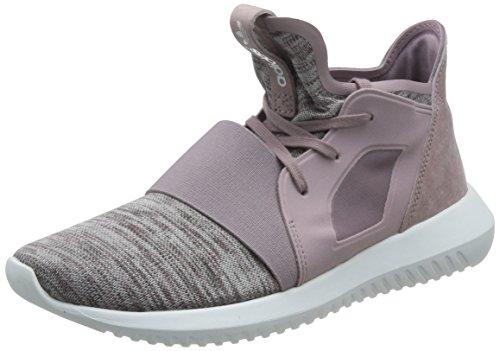 Adidas Originals TUBULAR DEFIANT Scarpe Sneakers Rojo per Uomo