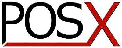 Pos-x Evo-sg1-alu Evo Laser Barcode Scanner Usb
