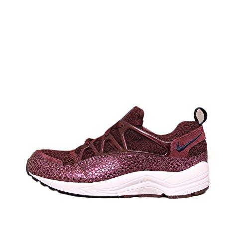Nike Air Huarache Licht Heren Trainers 306.127 Schoenen Van Diep Bordeaux Obsidiaan Wit 641