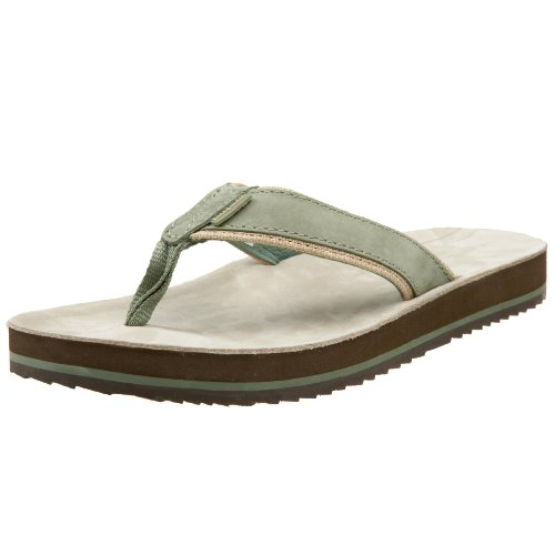 Patagonia Women's Fly Away Surf Flip Flop,Yucca,5 M - Sunglasses Patagonia
