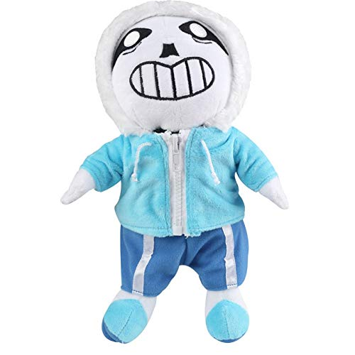 YOYOTOY 5Pcs/Lot 26Cm Plush Stuffed Toys Doll Cute Undertale Plush Toy Soft Cartoon Anime Toys for Kids Children Xmas Gifts Boy Must Haves The Favourite 5T Superhero Girls Unboxing Box by YOYOTOY