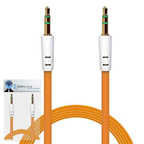 iTALKonline Elephone R9 Helio X20 Deca Core 5.5 Orange FLAT