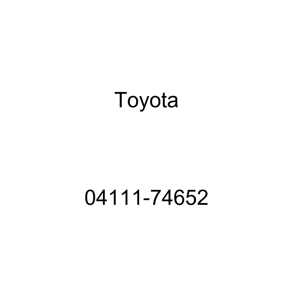 Toyota 04111-74652 Engine Full Gasket Set