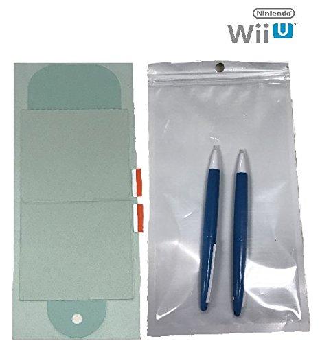 Nintendo Wii U GamePad Accessory Set