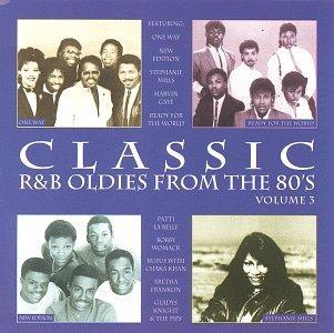 Classic R&B Oldies 80's 3 - Rb Classic