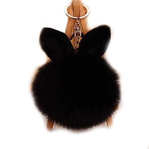 URSFUR Artificial Rabbit Keychain Pendant product image