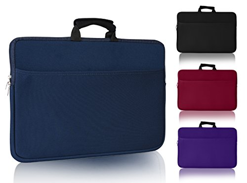 Laptop Carrying Cases 17 Navy