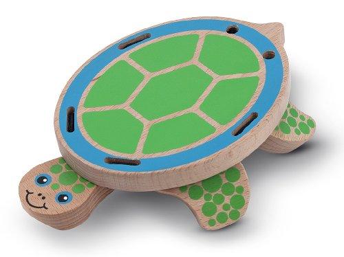 Peek A-boo Turtle (Melissa & Doug Peek-a-Boo)