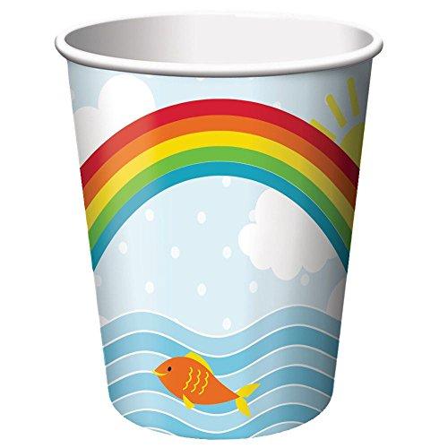 Noah's Ark 9oz Paper Cups 8 Per Pack