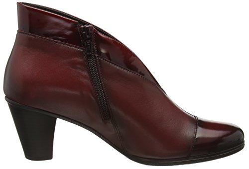 Gabor Shoes 55.616, Botines, Mujer Rojo (Chianti Effekt)