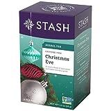 Stash Tea Christmas Eve Herbal Tea, 10 bolsas de té en papel ...