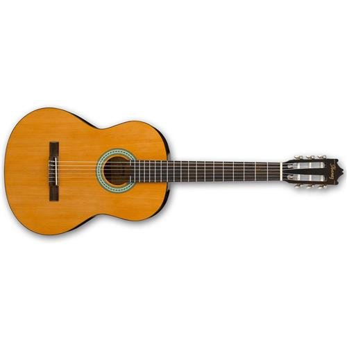 Ibanez 6 String Classical Guitar, Right, Natural (GA3) (Best Classical Guitar Under 500)