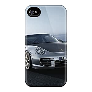 Waterdrop Snap-on Porsche 911 Gt2 Rs 997 '2010 Cases For Iphone 4/4s