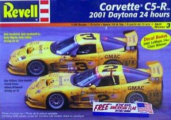 corvette c5 r 2001 daytona
