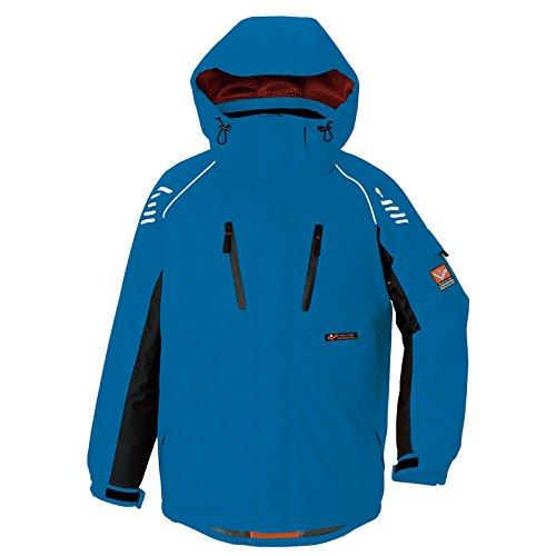秋冬物 AITOZ アイトス 防寒ジャケット AZ-6063 006ブルー 5L B00B1YPKJ0 5L|ブルー ブルー 5L