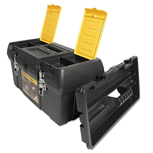 Stanley 019151M Series 2000 Toolbox w/Tray, Two Lid Compartments