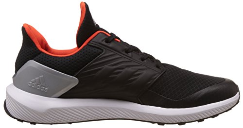 Adidas Unisex-Kinder Rapidarun K Turnschuhe, Schwarz (Negbas/Negbas/Energi), 36 EU