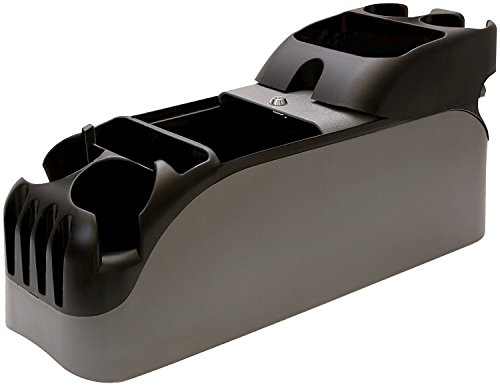 TSI Products 54215 Clutter Catcher Grey OEM Look Minivan Console ()