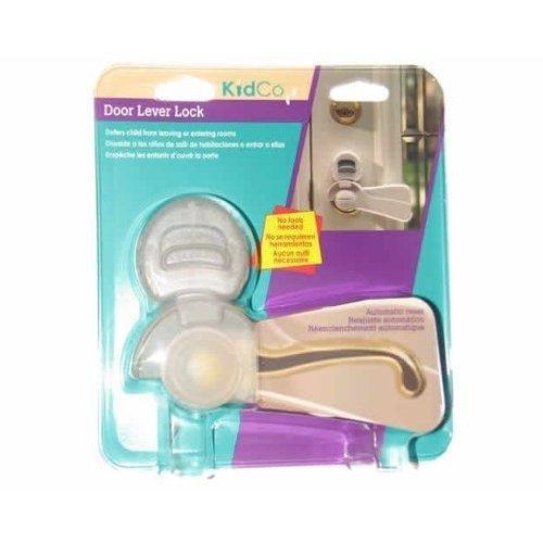 Kidco Door Level Lock - Clear