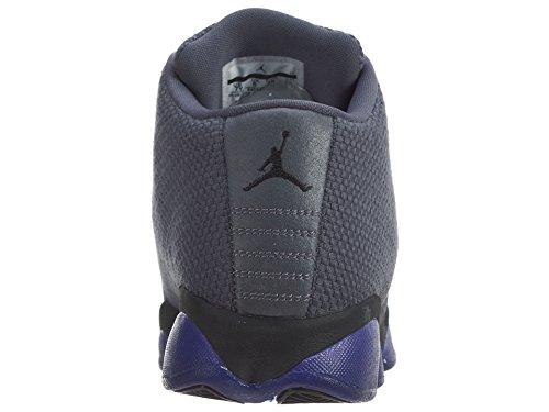 Nike 845099-002, Zapatillas de Baloncesto para Niños Gris (Dark Grey / Black / Concord)