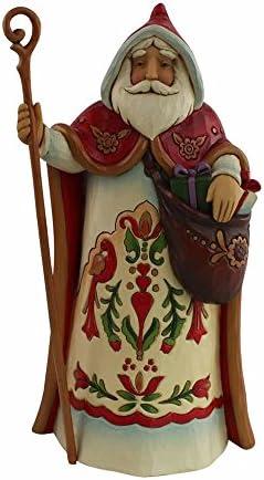 Enesco Heartwood Santas Austrian Figurine