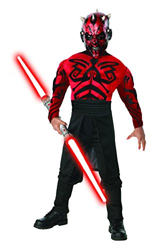 Deluxe Muscle Chest Darth Maul Child Costume - Medium