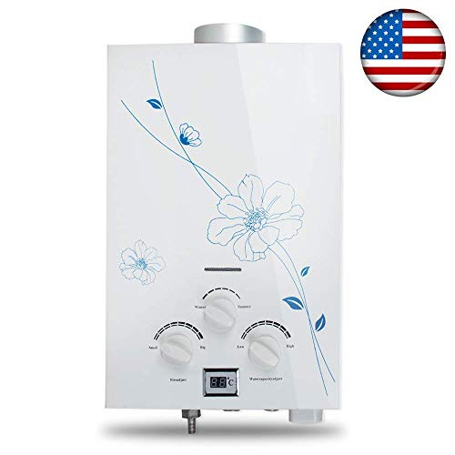 lp gas instant water heater - 6