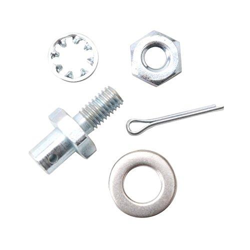 Eckler's Premier Quality Products 25-190926 Edelbrock Carburetor Accelerator Cable Stud Kit| 8009 Corvette -