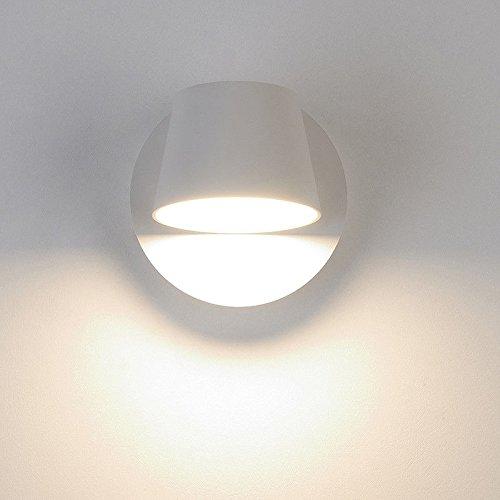 Firsthgus E27 Wandlampe Nacht Schlafzimmer Gang Wohnzimmer Treppenhaus Lesen Nacht (Cd4B)
