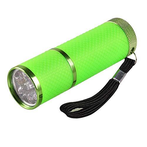 ROPALIA Mini Flashlight Nail Dryer Ultra Small LED Flashlight Flashlight UV Gel Curing Light