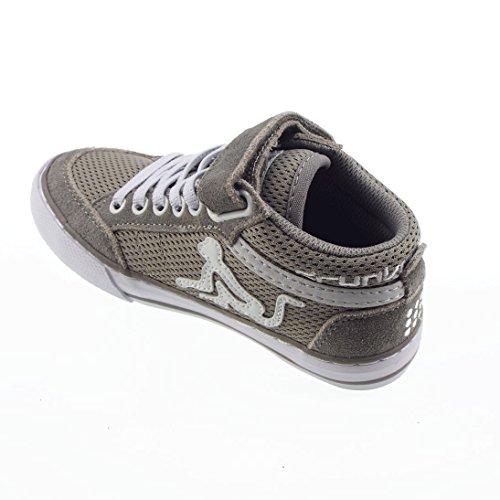 DRUNKNMUNKEY , Jungen Sneaker grau grau 37