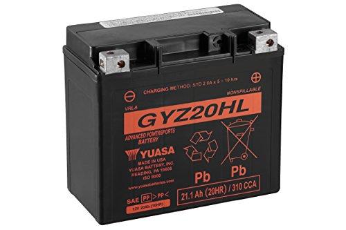yuasa motorcycle battery - 6