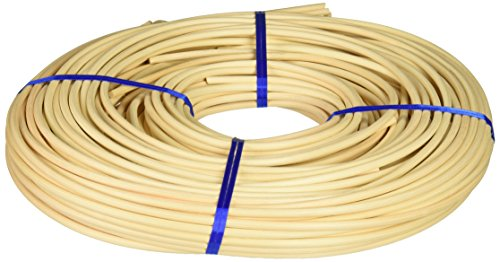 Basket Round Reed (Commonwealth Basket Round Reed #7 5mm 1-Pound Coil, Approximately 150-Feet)