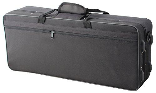 YMC Lightweight Polyester Polyfoam Tenor Saxophone Case