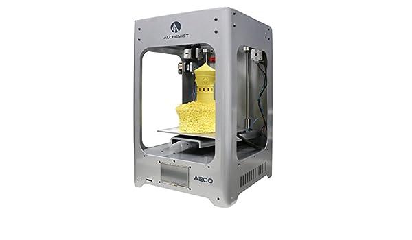 Impresora 3d Alchemist A200: Amazon.es: Industria, empresas y ciencia