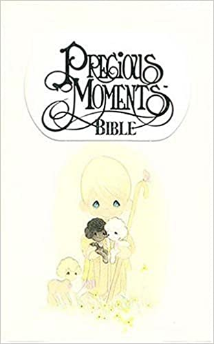 Precious Moments Bible: New King James Version/Child's Edition