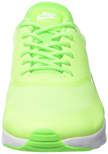 Max NIKE Ghost Green Femme Thea Elctrc Green White Air Verde Baskets ppFY5wr