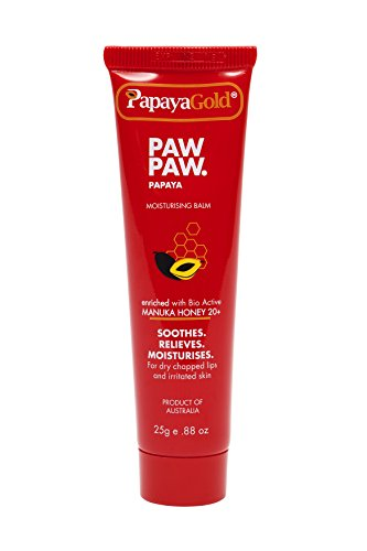Papaya Gold Coco Island Pawpaw and Manuka Honey Bio Active Ointment