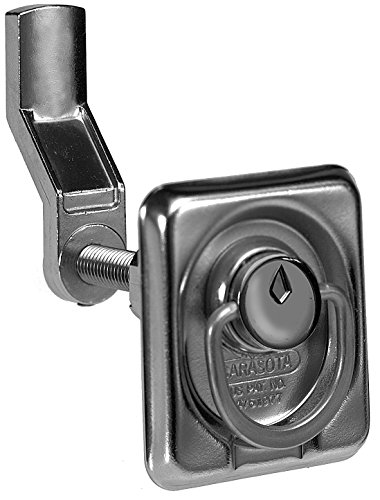 Sarasota Quality Products LR852 Latching Lift Ring with Extender Cam