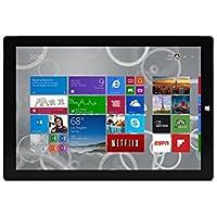 Microsoft Surface Pro 3 Tablet (12-Inch, 8GB RAM, 256GB SSD, Intel Core i3, Windows 10) (Certified Refurbished)