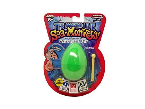 Sea Monkeys Instant Life Egg Green