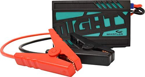 Whistler WJS-3500 Mighty Portable Lithium Jump Starter: 200 Starting Amps / 400 Peak Amps