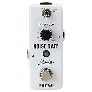 rowin guitar noise killer noise gate suppressor effect pedal musical instruments. Black Bedroom Furniture Sets. Home Design Ideas