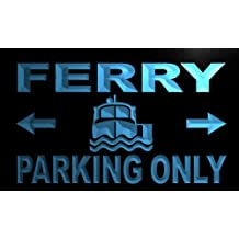 ADV PRO m310-b Ferry Parking Only Neon Light Sign