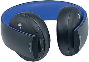 """Sony Gold Wireless Stereo Headset - Auriculares con micrófono (Alámbrico/Inalámbrico, Bluetooth + 3.5 mm (1/8""""), Consola de juegos, Circumaural, Biauricular, Diadema)"""