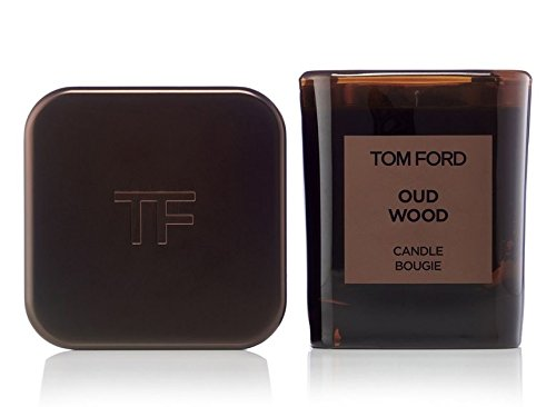 TOM FORD OUD WOOD SCENTED CANDLE 2.25 INCHES WITH COVER