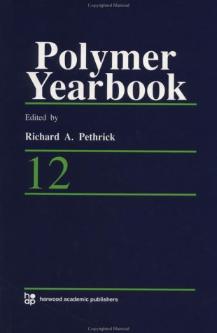 Polymer Yearbook 12 (No. 12)