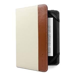 Marware Atlas - Funda para Kindle, color beige (sirve para Kindle Paperwhite, Kindle y Kindle Touch)